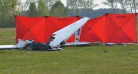 Zginął pilot szybowca na lądowisku w Laszkach