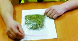 Odpowie za posiadanie marihuany