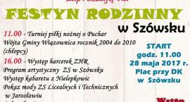 Festyn Rodzinny w Szówsku