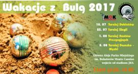 Wakacje z Bulą - Turniej Dubletów