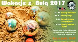 Wakacje z Bulą - Turniej Singli