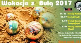 Wakacje z Bulą - Turniej Rzutów Precyzyjnych