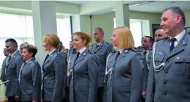 65 policjantów awansowało na wyższe stopnie