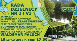 Spotkanie z mieszkańcami w sprawie remontu ulicy Kraszewskiego