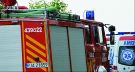 Sześć osób trafiło do szpitali po zderzeniu aut w Manasterzu