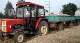 Zginął 36-letni traktorzysta