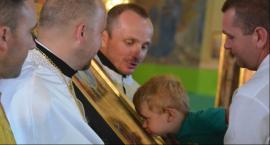 Uuroczystości  w cerkwi greckokatolickiej