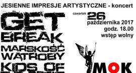 Jesienne Impresje Artystyczne w MOK - koncert
