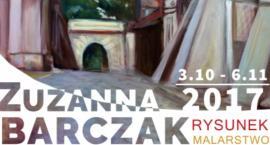 Rysunek i malarstwo Zuzanny Barczak