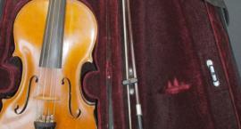 Odzyskali skradzione skrzypce