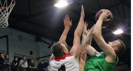 Przełamanie koszykarzy AZS Jarosław
