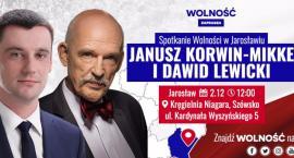 Spotkanie z Januszem Korwin-Mikkem