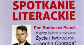 Spotkanie literackie z Radosławem Panekiem i Tymoteuszem Onyszczkiewiczem