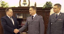 Mł. insp. Henryk Moskwa Komendantem Wojewódzkim Policji