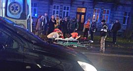 Policja poszukuje świadków wypadku z 22 listopada 2017 r.