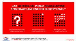 Uwaga na nieuczciwych sprzedawców energii