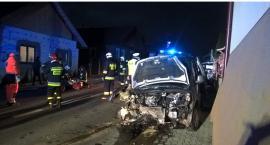 Wypadek w Pruchniku: sześć osób trafiło do szpitali