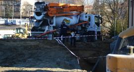 Odnaleziono bombę przy ulicy Przemysłowej