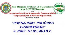 Poznajemy Pogórze Przemyskie