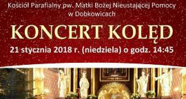 Koncert kolęd w Dobkowicach