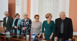 Pierwsza sesja Rady Seniorów