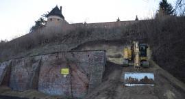 Remont muru oporowego