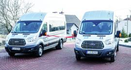 Dwa nowe autobusy dla PSONI