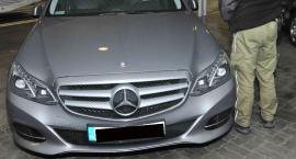 Luksusowy Mercedes wróci do właściciela
