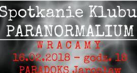 Spotkanie klubu dyskusyjnego Paranormalium