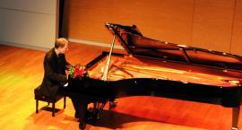Amerykański pianista koncertował