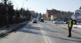 Policja poszukuje sprawcy potrącenia pieszego