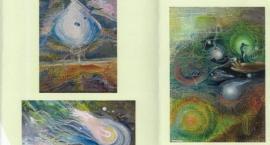 Wernisaż wystawy Elżbiety Marii Sawickiej