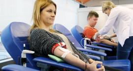 Po raz kolejny oddali krew