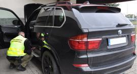 Poszukiwane przez Interpol BMW X5 zatrzymane w Korczowej