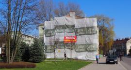 Mural autorstwa Marka Gliwy upamiętni bł. Michała Czartoryskiego