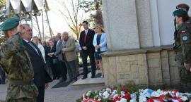 Obchody 73. rocznicy spalenia Wiązownicy