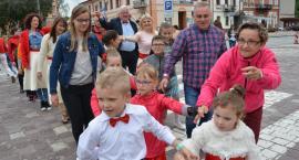 Parada Schumana i polonez na Rynku
