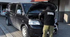Na granicy w Korczowej zatrzymano skradzionego volkswagena