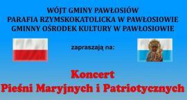 Koncert Pieśni Maryjnych i Patriotycznych