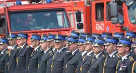 Awanse z okazji Święta Straży Pożarnej w Jarosławiu