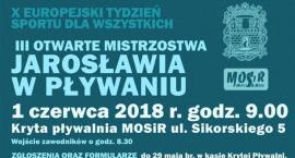 III Otwarte Mistrzostwa Jarosławia w Pływaniu