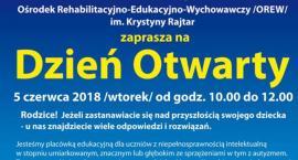 Dzień Otwarty Ośrodka Rehabilitacyjno-Edukacyjno-Wychowawczego im. Krystyny Rajtar