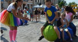 Dzień Dziecka na Rynku w Jarosławiu (ZDJĘCIA, WIDEO)