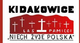 """Kidałowice - Las Pamięci - """"Niech Żyje Wolna Polska"""""""