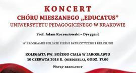 """Koncert chóru mieszanego """"EDUCATUS"""""""