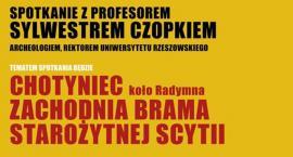 Spotkanie z prof. Sylwestrem Czopkiem