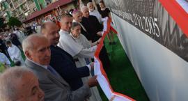 W święto patrona miasta odsłonięto mural i wręczono Honorowe Obywatelstwo Jarosławia