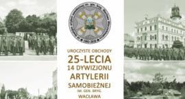 Inauguracja obchodów 25-lecia 14 Dywizjonu Artylerii Samobieżnej w Jarosławiu