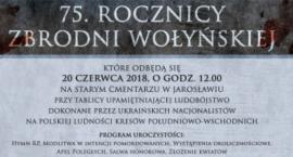 Uroczyste Obchody 75. Rocznicy Zbrodni Wołyńskiej