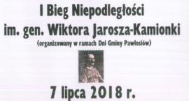 I Bieg Niepodległości im. Wiktora Jarosza-Kamionki